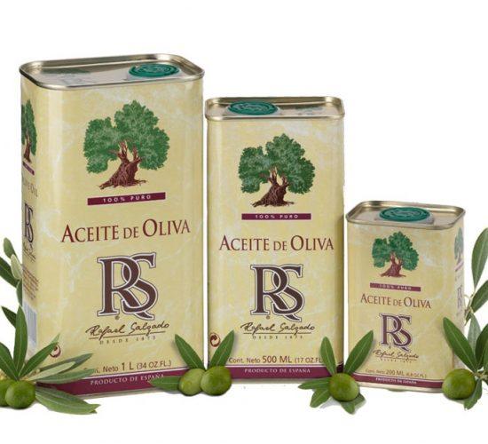Aceite de Oliva Puro (Lata)